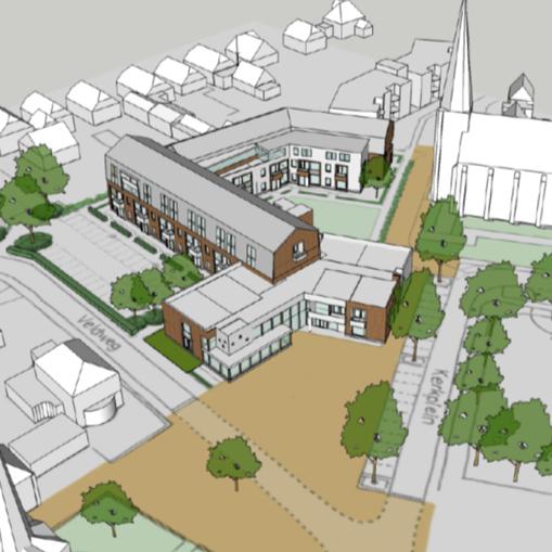 Sloop en nieuwbouw van een woon-zorg complex in Gendringen